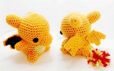 Charizard Amigurumi Crochet Tutorial