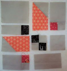 Charm About You: Butterfly block