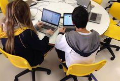 64% de professores relatam bullying entre alunos na internet, diz pesquisa http://glo.bo/1v03ofe (Foto: Ana Carolina Moreno/G1)
