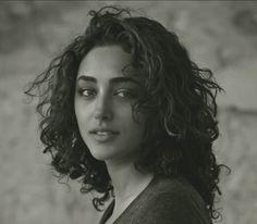 Golshifteh Farahani. Actrice franco-iranienne.