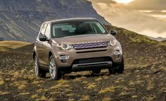 AutoGists Blog: 2016 Land Rover Discovery Sport