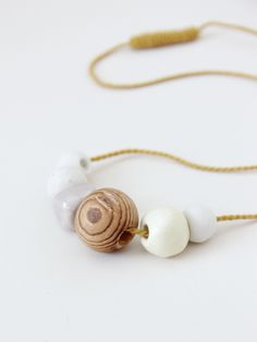 Cold Picnic Souvenir Necklace