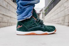 """The Hundreds x Reebok Pump AXT """"Coldwaters"""""""