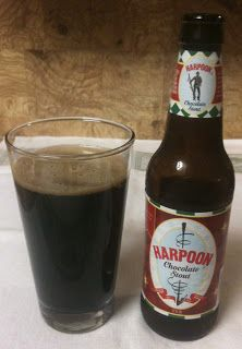 Chocolate Stout from Harpoon Brewery