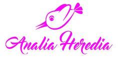 Analía Heredia Ilustraciones: Logo