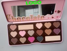 Drop Ship! Hot Items Too Faced Makeup Bon Bons Chocolate Bar Eyeshadow Palette Eyeshadow Love Heart How To Clamour Guide 1724 Smokey Eyes Eye Makeup From Hope13, $7.24  Dhgate.Com