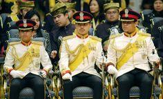 Schokkend: prins van Brunei heeft tijger als huisdier    Beau Monde