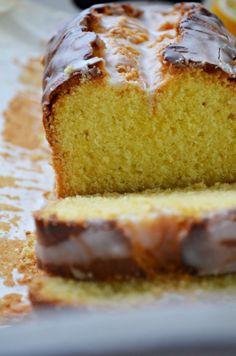 Kuchnia w zieleni: Babka budyniowa Vanilla Cake, Banana Bread, Cooking Recipes, Food, Chef Recipes, Essen, Meals, Yemek, Eten