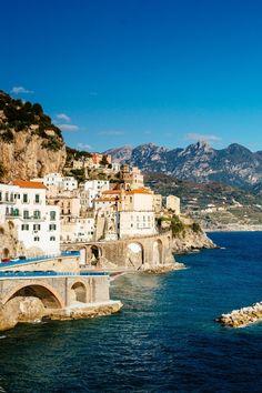 Italian Ape Dolce Vita Tour Amalfi Coast Amalfi Coast Tours, Roberto Rossellini, River Mouth, Fishing Villages, Positano, Old Movies, Pictures Of You, Florence, Italy