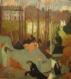 Easter Mystery,...by....Maurice Denis