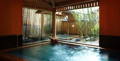 There are very specific rules to soaking in a Japanese onsen.