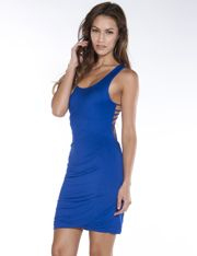 Criss Cross Back Dress @ FlirtCatalog.com  #myflirtfave