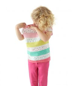 Itchproof clothes, perfect for little ones #nutmegcomp