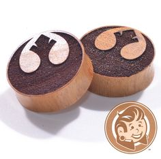 Pictures of Rebel Jackfruit Wood Plugs