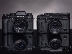 Which Fujifilm camera body would YOU prefer? The Fujifilm X-T2 (with more manual functional controls) or the Fujifilm X-Pro2 (unique with its hybrid viewfinder)? Comment below to tell us what you think! via Fujifilm on Instagram - #photographer #photography #photo #instapic #instagram #photofreak #photolover #nikon #canon #leica #hasselblad #polaroid #shutterbug #camera #dslr #visualarts #inspiration #artistic #creative #creativity