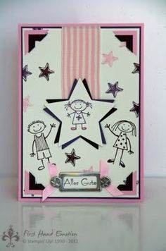 Stampin' UP! All in the Family