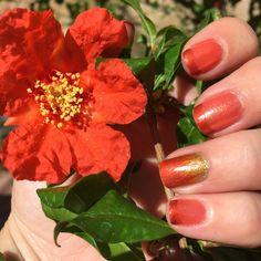 Vibrant Summer Nails #sephora #nailart