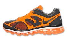 Nike Air Max 2012 Anthracite/Total Orange