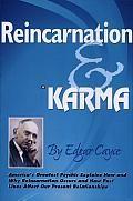 Reincarnation & Karma - Edgar Cayce #books