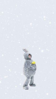 my baby bunny~ Bts Jungkook, Taehyung, Jeon Jeongguk, Foto Bts, Jung Kook, Jikook, Kdrama, K Wallpaper, Wallpaper Backgrounds