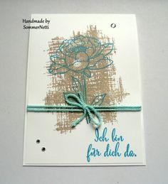 "Karte mit dem Stempelset ""Alles wird gut"""