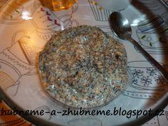 Dobroty od Adele :): Švestkovo maková ovesná kaše (285 kcal)