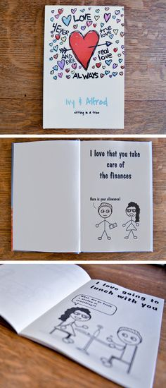 LoveBook® is the most Unique Personalized Gifts you could ever give. Use our LoveBook® Creator to build your book of reasons why you love someone! Cute Gifts, Diy Gifts, Loving Someone, Book Gifts, Love And Marriage, Love Book, Creative Gifts, Boyfriend Gifts, Making Ideas