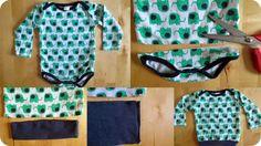 Tiene: DIY: romper wordt T-shirt