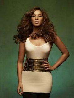 Leona Lewis Hairstyle