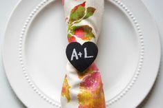 25 Napkin Rings to DIY Before Dinner via Brit + Co.