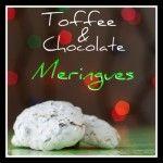 Toffee Chocolate Meringues - Complete Dinner Pack