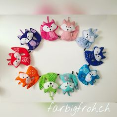 www.farbigfroh.ch #Fuchsrassel #Rassel #Fuchs