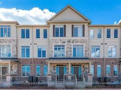 Beautiful 4 Bedroom Townhome In Oakville! Overlooks Pond and Greenery! Townhouse, Greenery, Pond, Homes, Mansions, Bedroom, House Styles, Beautiful, Home Decor
