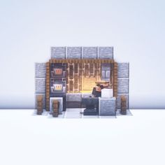 Minecraft Images, Cute Minecraft Houses, Minecraft Room, Minecraft Plans, Minecraft House Designs, Minecraft Survival, Amazing Minecraft, Minecraft Blueprints, Minecraft Creations