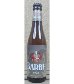 Barbe d'Or 33 cl