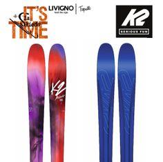 #K2 sponsor #skieda 2016 #telemark #livigno