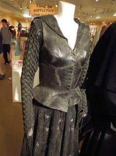 Helena Bonham Carter's Bellatrix Lestrange costume