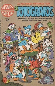 Disney Especial n° 46/Abril | Guia dos Quadrinhos