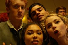 Pinterest: Carolina Velázquez Series Movies, Movies And Tv Shows, Tv Series, Skins Uk Quotes, Skin Aesthetics, Skins Characters, Uk Photos, Lol, Teenage Dream