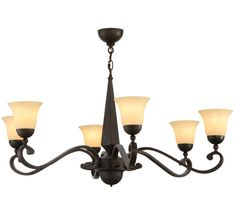 Meyda Tiffany Muirfield 6 Light Chandelier