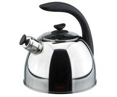 How to clean the inside of a stainless steel teapot - Works great! Cleaning was so easy!