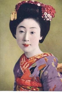 The Sum Of All Crafts: Geishas In Technicolor