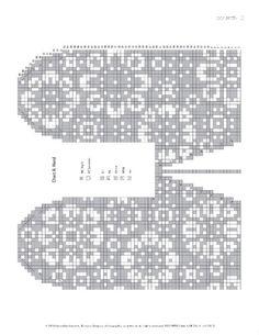 Knitted Mittens Pattern, Fair Isle Knitting Patterns, Knit Mittens, Knitting Charts, Mitten Gloves, Knitting Stitches, Hand Knitting, Stitch Book, Cross Stitch Alphabet