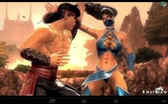 Think, Kitana sexuality mortal kombat Where here