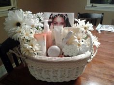 Gift basket ideas Mary Kay