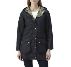 Barbour summer waxed Lula