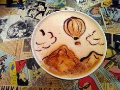 A cup 'o' magic