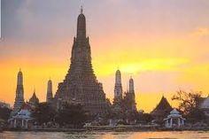 Temples, Bangkok.