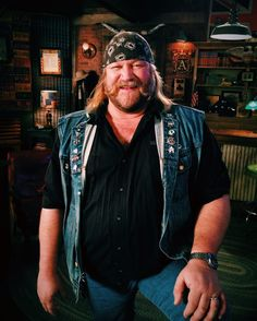 "Stan Ellsworth of ""American Ride"""