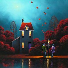 David Renshaw Art